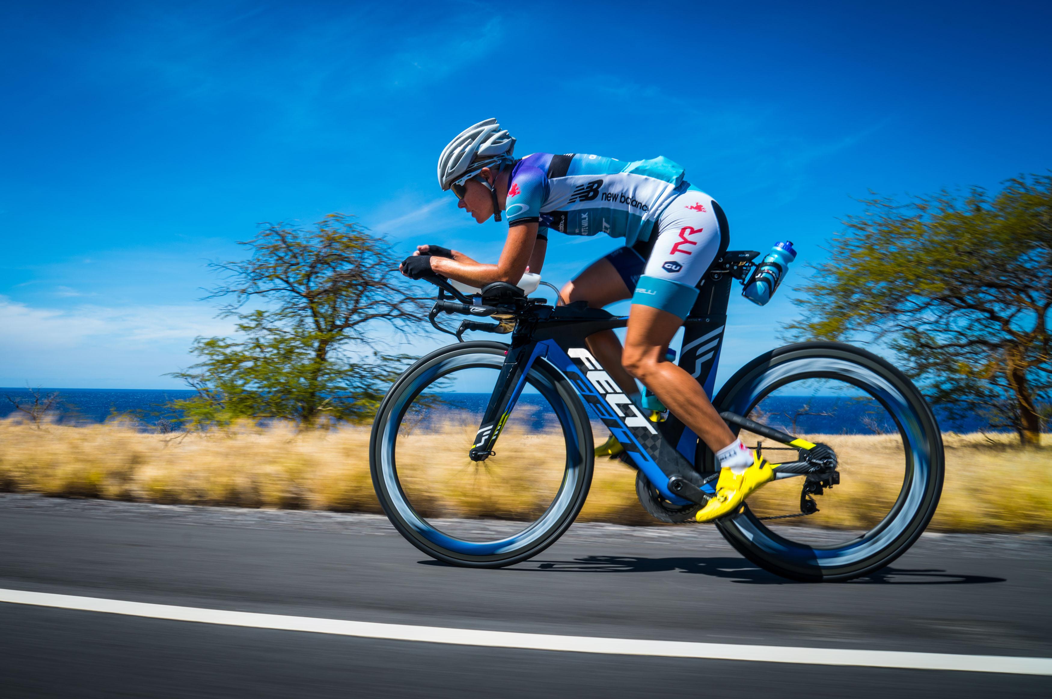 Felt FRD IA - Mirinda Carfae Kona Ironman 2016